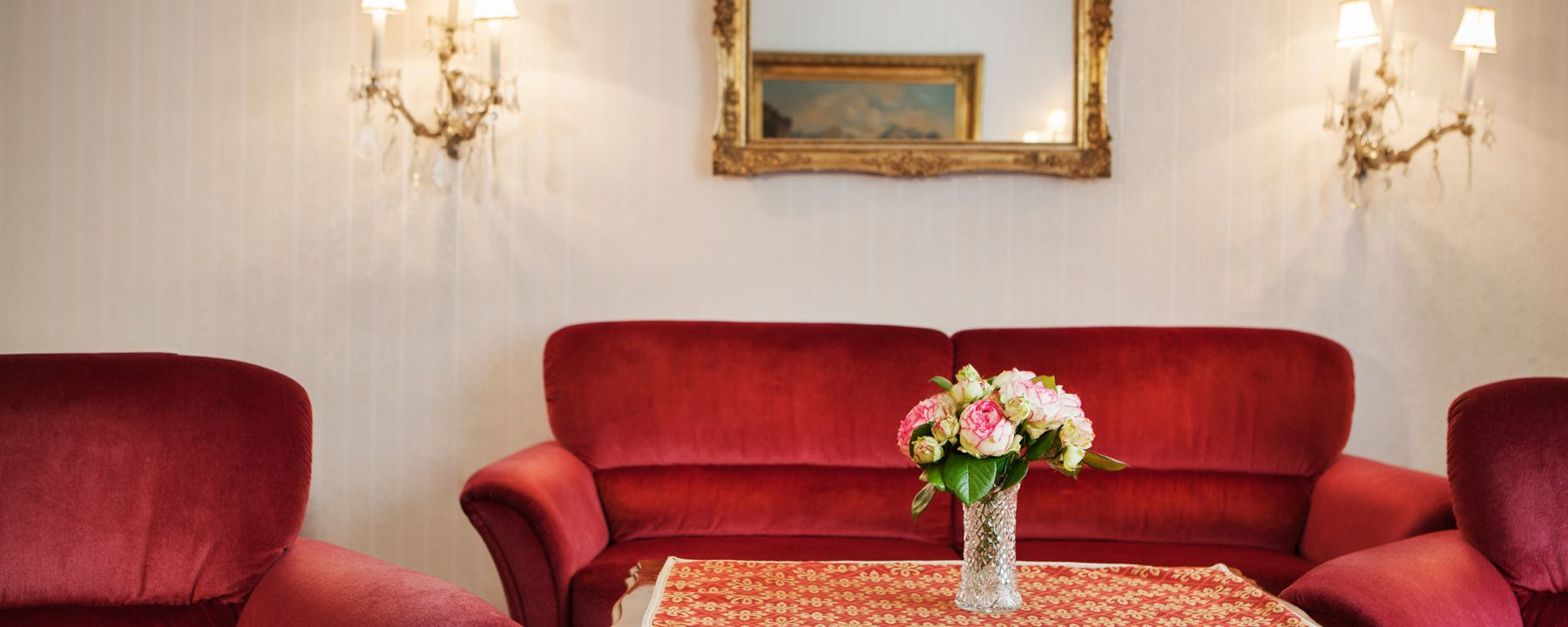 A stylish ambiance welcomes you in Vienna